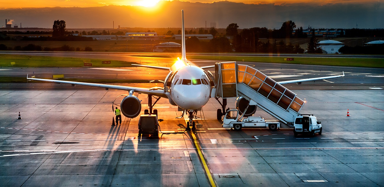Request Demo - See what the World's Leading Aviation Technology can do for you?