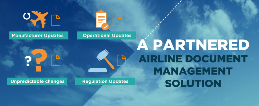 Read about the benefits of a partnered airline document management solution