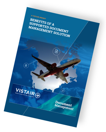vistair insight  Benefits of a Supported Document Management-Solution