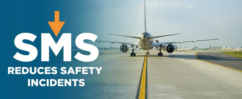 How safety management software helps the aviation sector reduce safety incidents