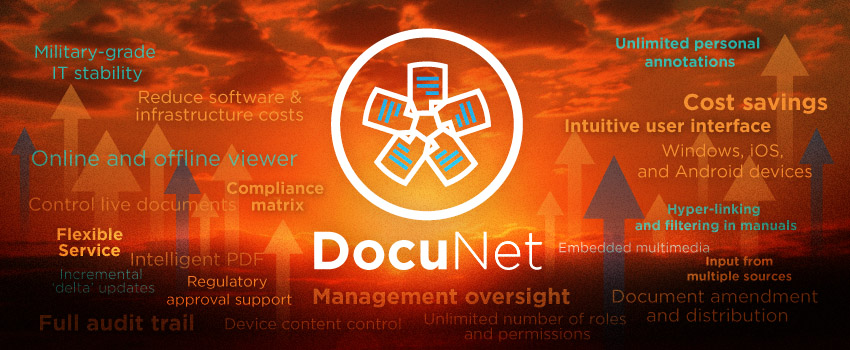 Learn the benefits of the DocuNet Distribution Platform