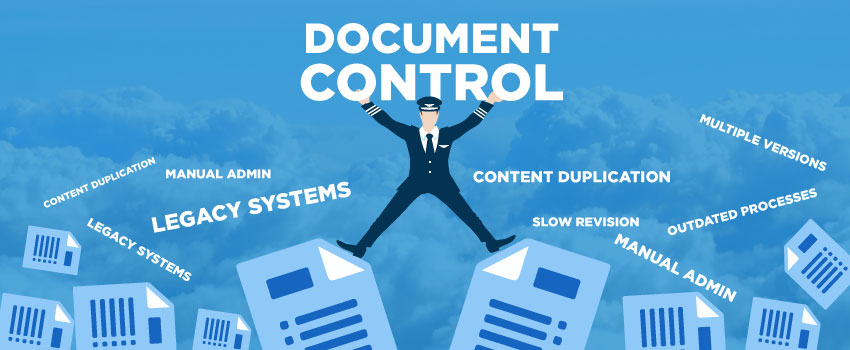 How document management software helps you gain back control