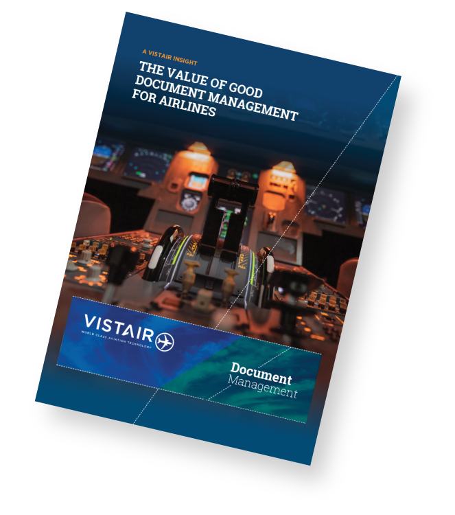 Download 'The Value of Good Document Management for Airlines'