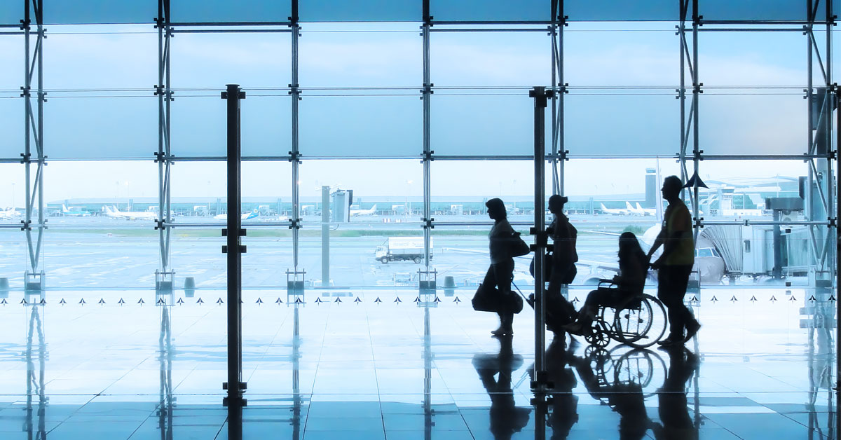 The Priority of Passenger Safety In The Aviation Industry Making flying more accessible and safe for passengers with disabilities