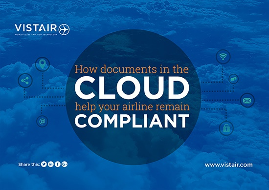 How documents in the cloud help your airline compliant